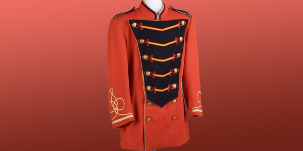 Oregon State University marching band uniform